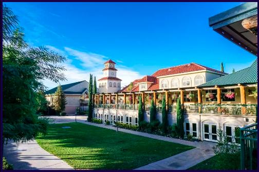 South Coast Winery Resort Spa